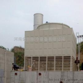 方型逆流式低噪音型冷却塔
