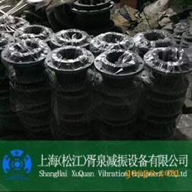 上海胥泉直销不锈钢法兰橡胶接头、耐酸碱橡胶接头、耐高温接头