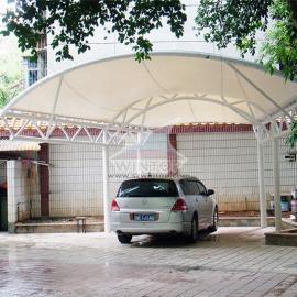 停车棚膜结构,张拉膜,膜结构厂家,膜材加工厂