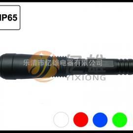四波段匀光勘查手电筒,CY-7040B电筒式四波段勘察灯