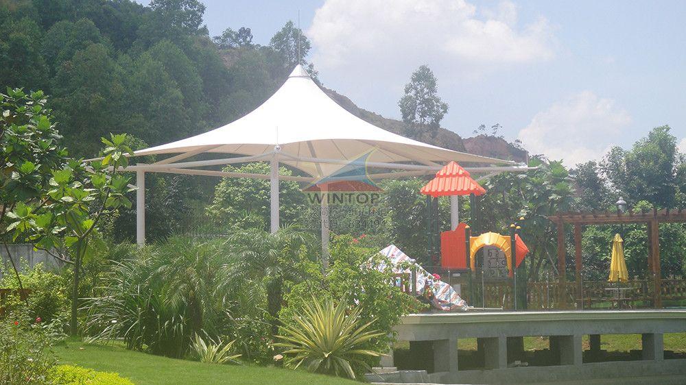 公园景区膜结构,美观耐用,膜材加工厂,膜结构