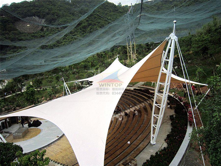 公园景观膜结构,美观耐用,膜材加工厂,膜结构