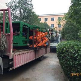 广西地埋水平压缩式垃圾中转站设备