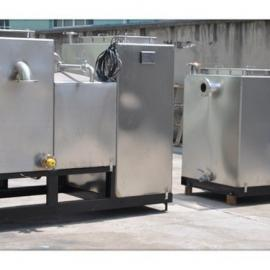 石家庄油水分离设备 油水分离器 全自动餐饮油水分离器