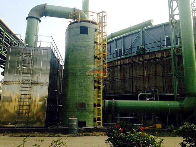 专业污水池加盖除臭,废臭气收集与净化,污水废气处理厂家