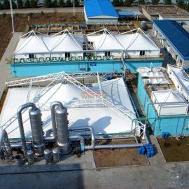 *污水池加盖除臭,废臭气收集与净化,污水废气处理厂家