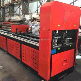 银江机械全自动数控排骨架支架液压打孔机厂家今日报价