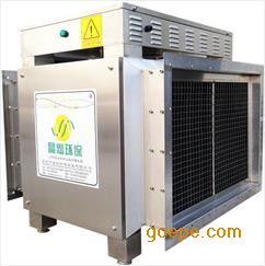 餐厨垃圾处理厂臭气治理晶灿自主知识产权光催化氧化专利技术