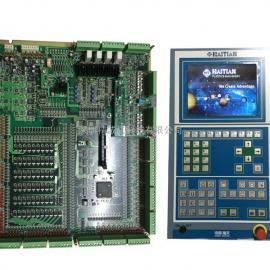维修海天注塑机富士HPC09电脑IO板CPU板