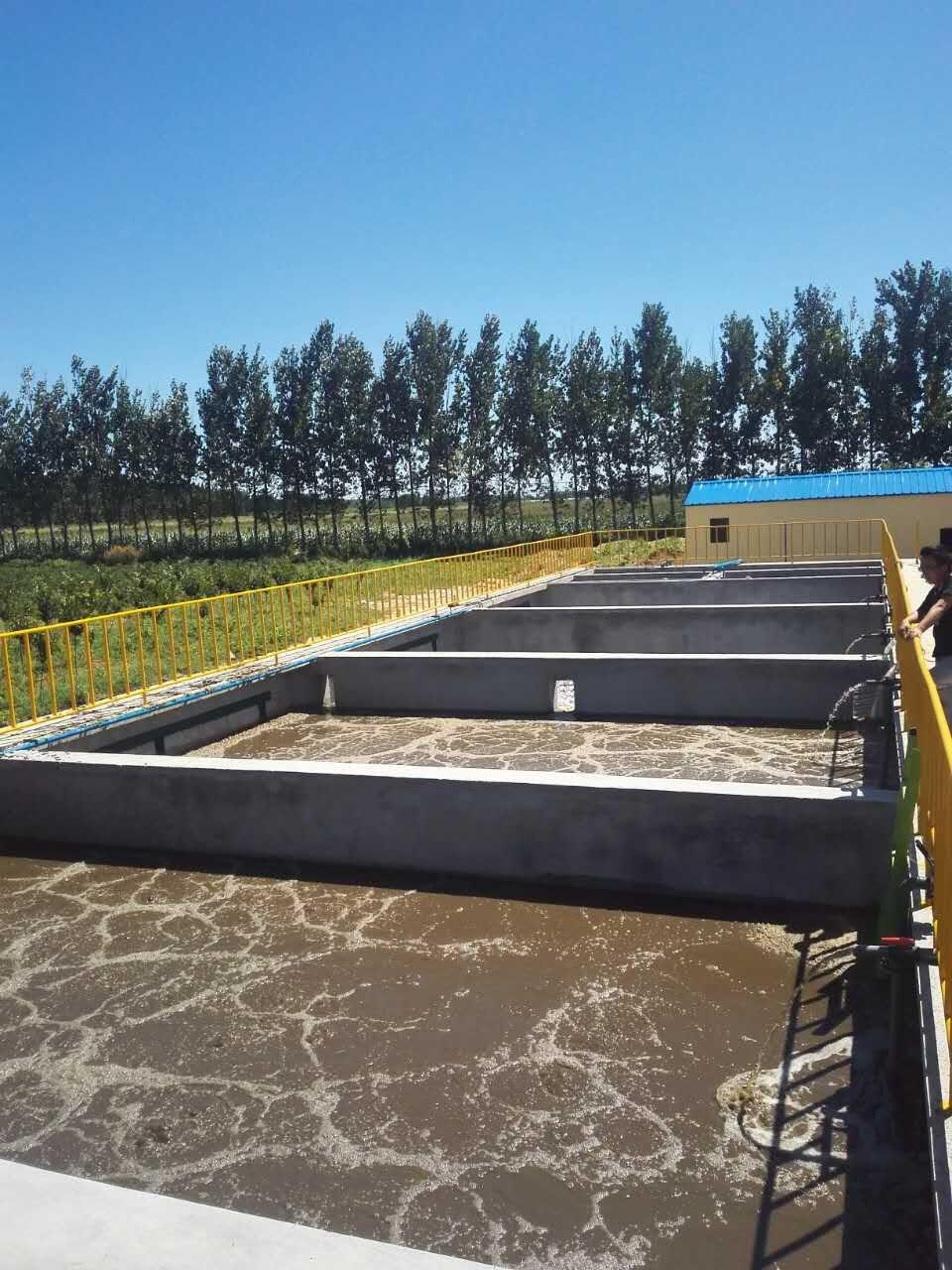 益阳服装洗涤厂污水处理设备免费安装调试