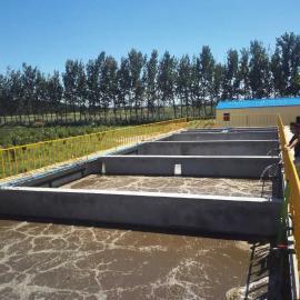 仙桃服装洗水厂污水处理设备投资少见效快