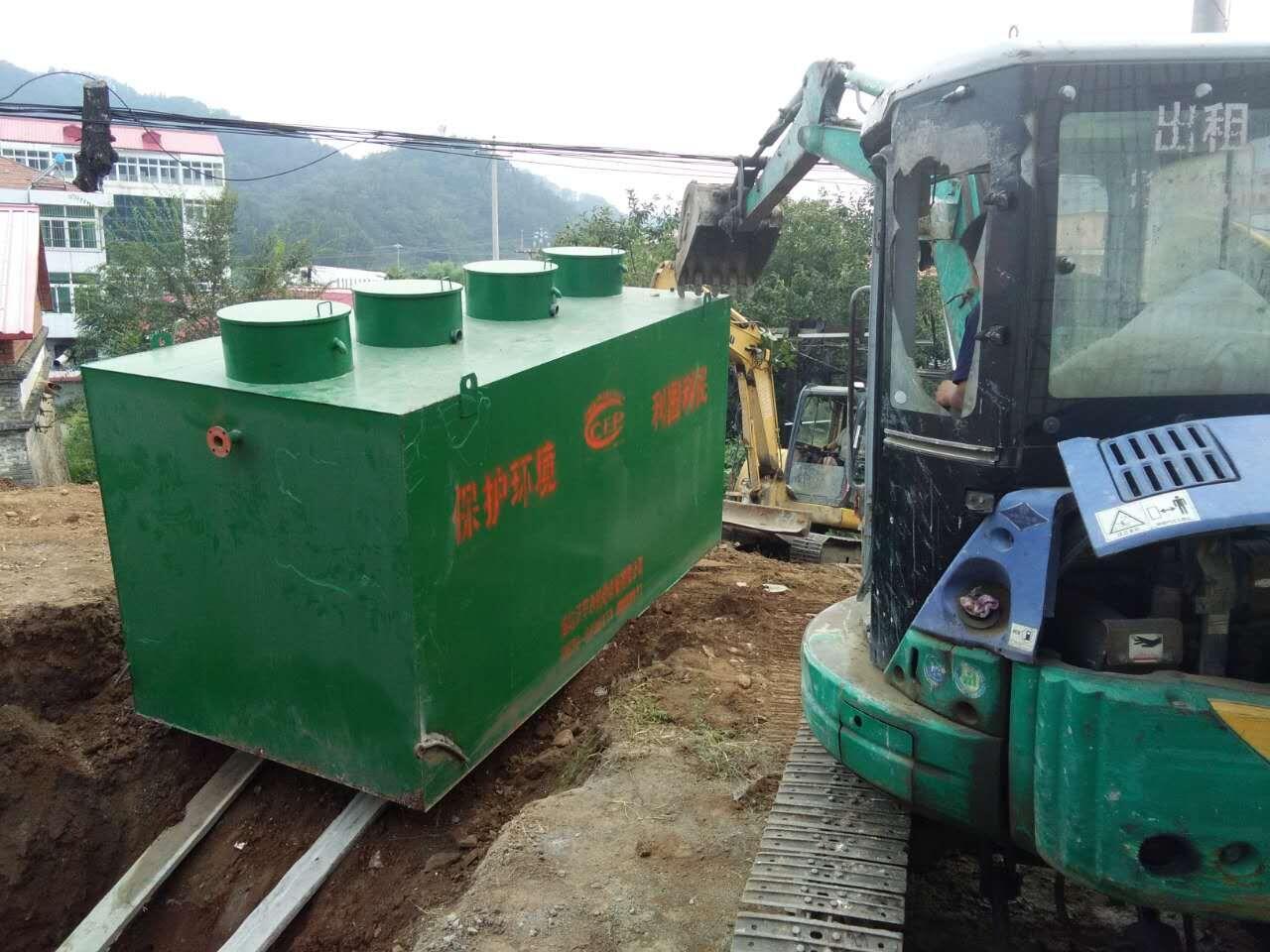 荆门养殖场一体化污水处理设备首选