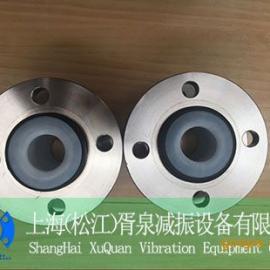 上海胥泉大量供应耐酸碱橡胶接头、不锈钢法兰软连接,厂家直销