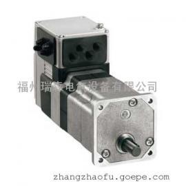 施耐德无刷直流电机ILE2D661PB1A7集成驱动器