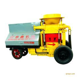 申鑫牌HS600混凝土喷射泵 隧道喷浆机 喷浆机 湿喷机