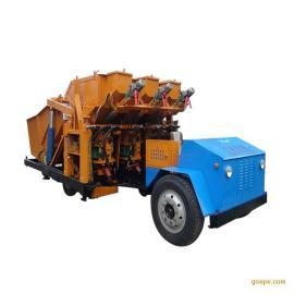 申鑫牌ZLP自动上料喷浆车 隧道喷浆机 喷浆车 干式喷浆机