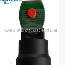 ASCO直动式常闭型电磁阀