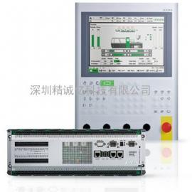 维修海天注塑机KEBA科霸CP033/T电脑开机输入密码