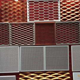 氧化铝板冲孔网|装饰冲孔网|圆孔网板|多孔筛网|装饰铝网