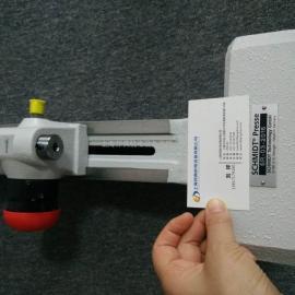 现货供应SCHMIDT手动压力机,张力仪