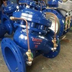 JD745X-10C 多功能水泵控制阀