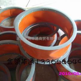 供应硅钛合金防火软管厂家 北京金领华通