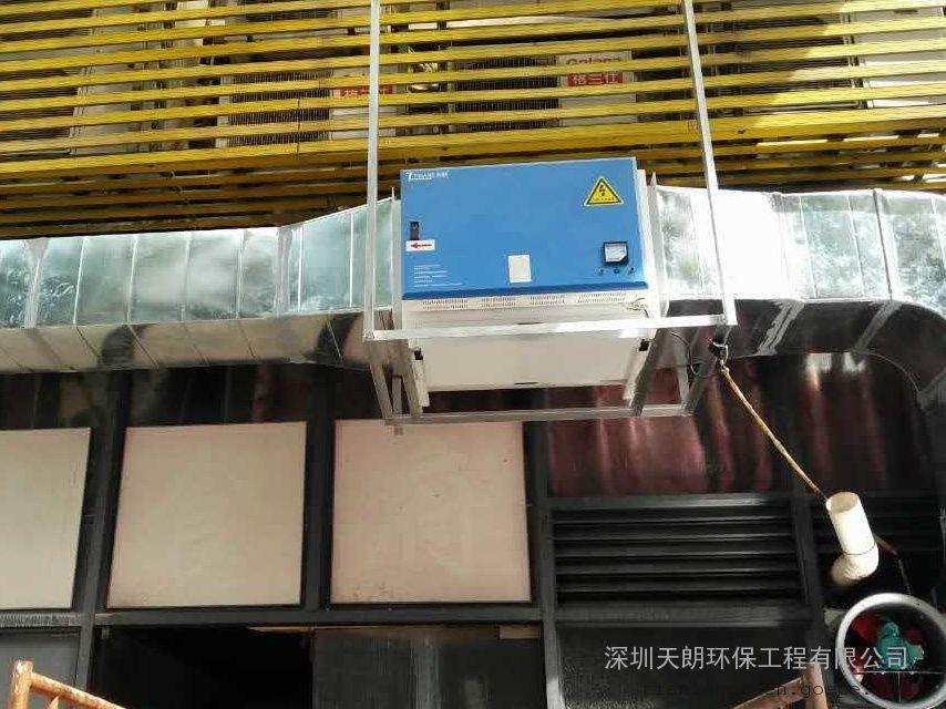昆明订做油烟净化器,目测无烟,昆明有效果的油烟净化器