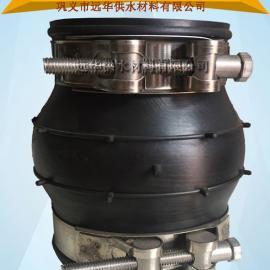 KXT型卡箍式橡胶接头 卡箍避震喉 远华*生产
