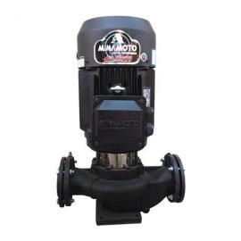 源立立式离心泵管道泵二级能效电机水泵清水循环泵冷冻泵增压泵