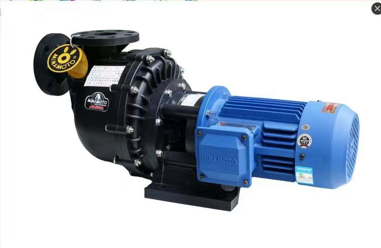 源立牌YH系列耐腐蚀化工泵/pp材质耐强酸碱立式化工泵28