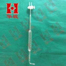 1943氧气量管100ml配固体气体吸收器使用