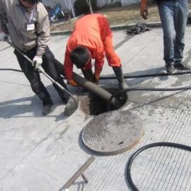 蔡甸区玉贤镇管道疏通小区下水道疏通清淤化粪池清理