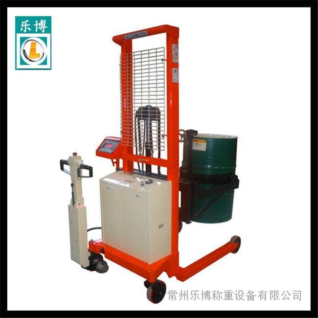 300公斤油桶称/350kg电子油桶秤/江苏地磅厂