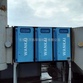 广东工业有机喷涂油雾废气处理设备 有机喷涂废气处理设备价格