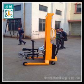 电子秤液压搬运车、倒桶车秤、称重油桶车、电子秤油桶车