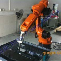 �C器人全自�悠���蕊�件塑料焊接�C