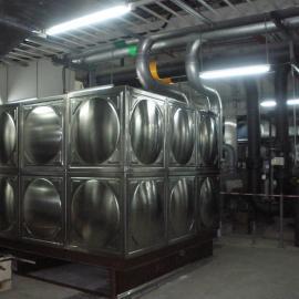 不锈钢消防水箱 恒压变频供水设备