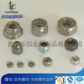 专业生产不锈钢或碳钢螺帽、精密高要求小螺母、微型螺帽