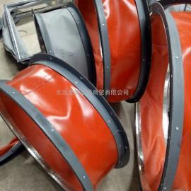 硅钛合金防火软管