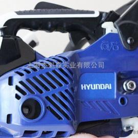 韩国现代油锯总代理、韩国进口单手油锯、进口伐木油锯X930
