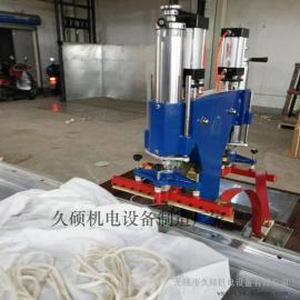 高频软膜焊接机 自动滑台软膜天花压边机