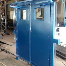 普通双扇手动风门3米*3米厂家专业定做报价