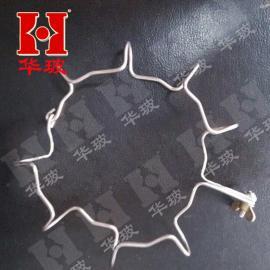 玻璃仪器实验反应釜配套不锈钢抱箍夹具 夹子