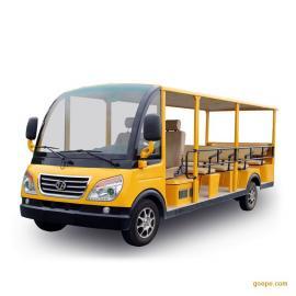 贵州汽油观光车 燃油观光车价格 内燃机观光车