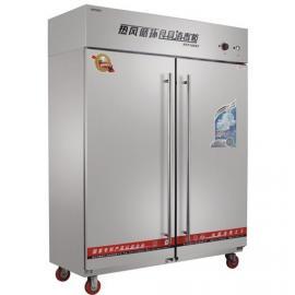 亿高消毒柜RTP1000F 高温热风循环消毒柜 食堂消毒柜