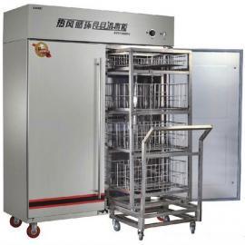 亿高RTP1000FC消毒柜 高温热风消毒柜 推车消毒柜