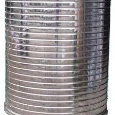 广州大型圆柱形不锈钢水箱