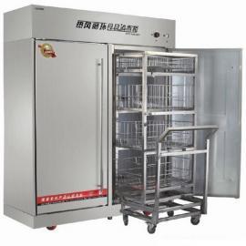 亿高消毒柜RTP1000HC 高温热风循环 推车消毒柜