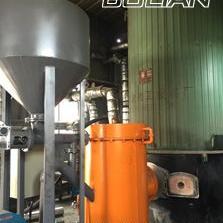 泰州兴化立式导热油锅炉改造优选博联生物质燃烧机
