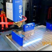 电功工具动力电池组自动点焊机